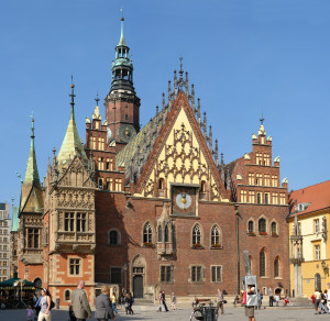 Wroclaw-Rathaus